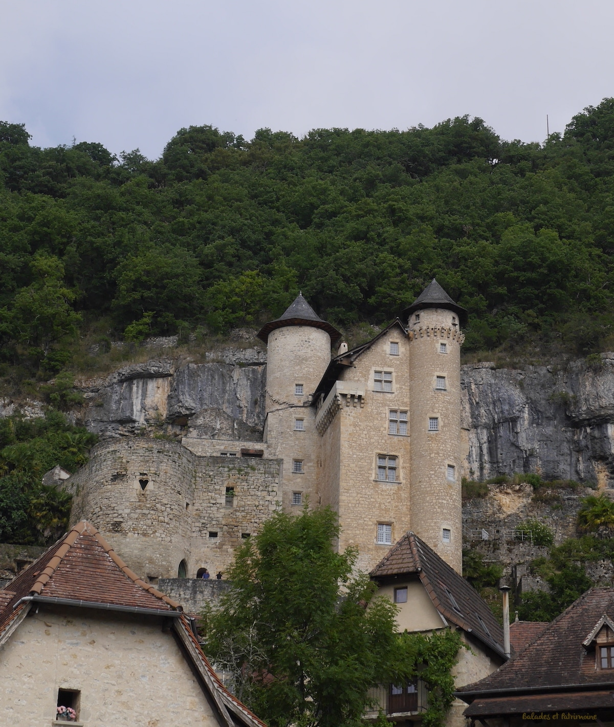 Chateau Larroque-Toirac-Lot