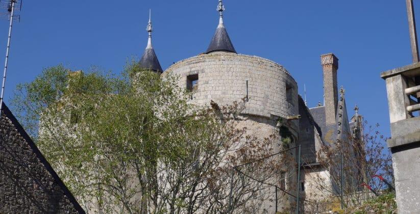 Tourisme val de Loire-Montreuil Bellay