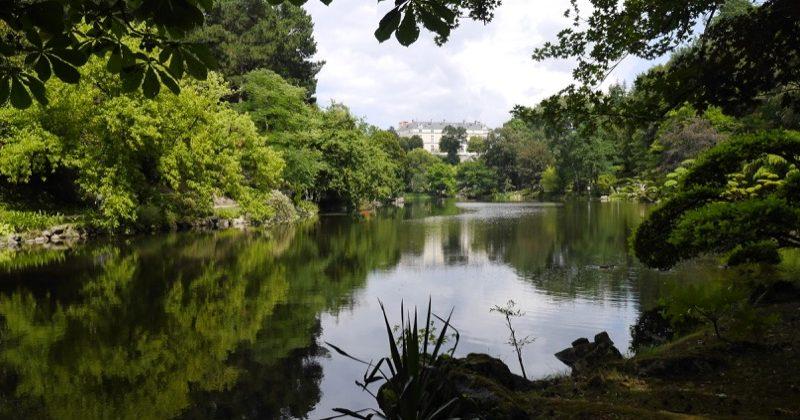 Parc oriental Maulevrier-tourisme Maine et Loire