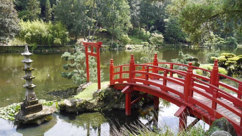 Parc oriental Maulvrier-tourisme Maine et Loire