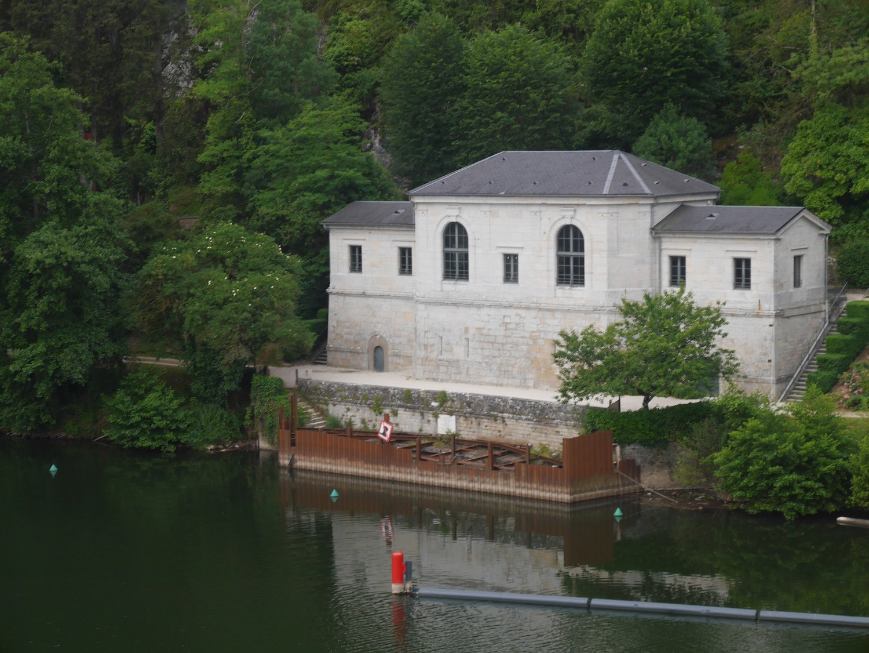 Maison de l'eau-Cahors