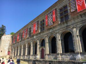 Renaissance du château-Puy du fou