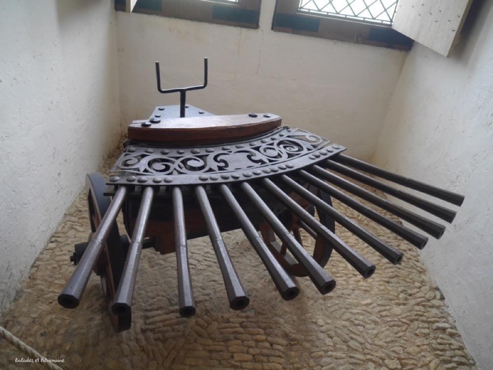 Musée armes médievales