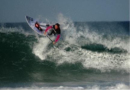 spot de surf vendee