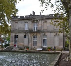 chateau de sauvan-tourisme Provence