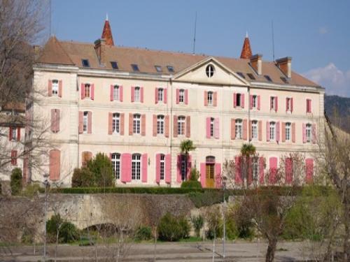 château de maljai- tourisme Provence