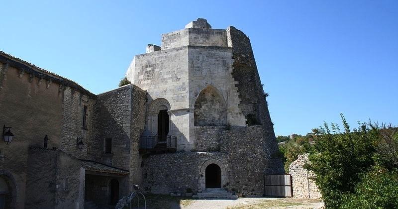 Château simiane la rotonde