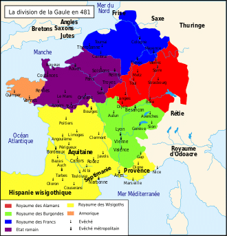 Royaume des francs