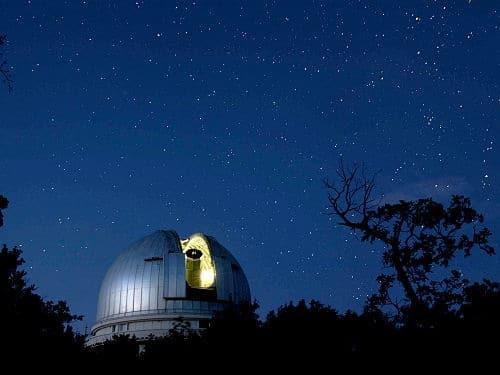 Observatoire astronomique- Haute provencee