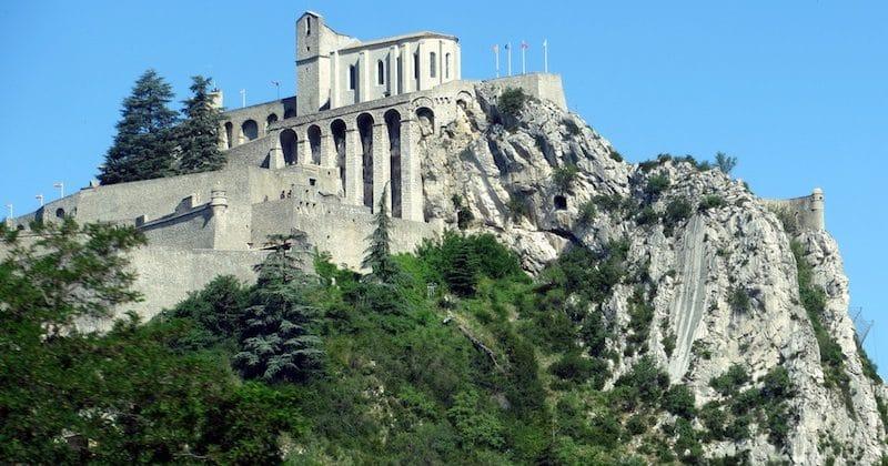 Citadelle Sisteron-Hautes-Provence