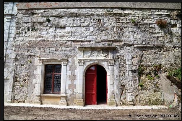 chateau Gaillard-Tourisme Amboise