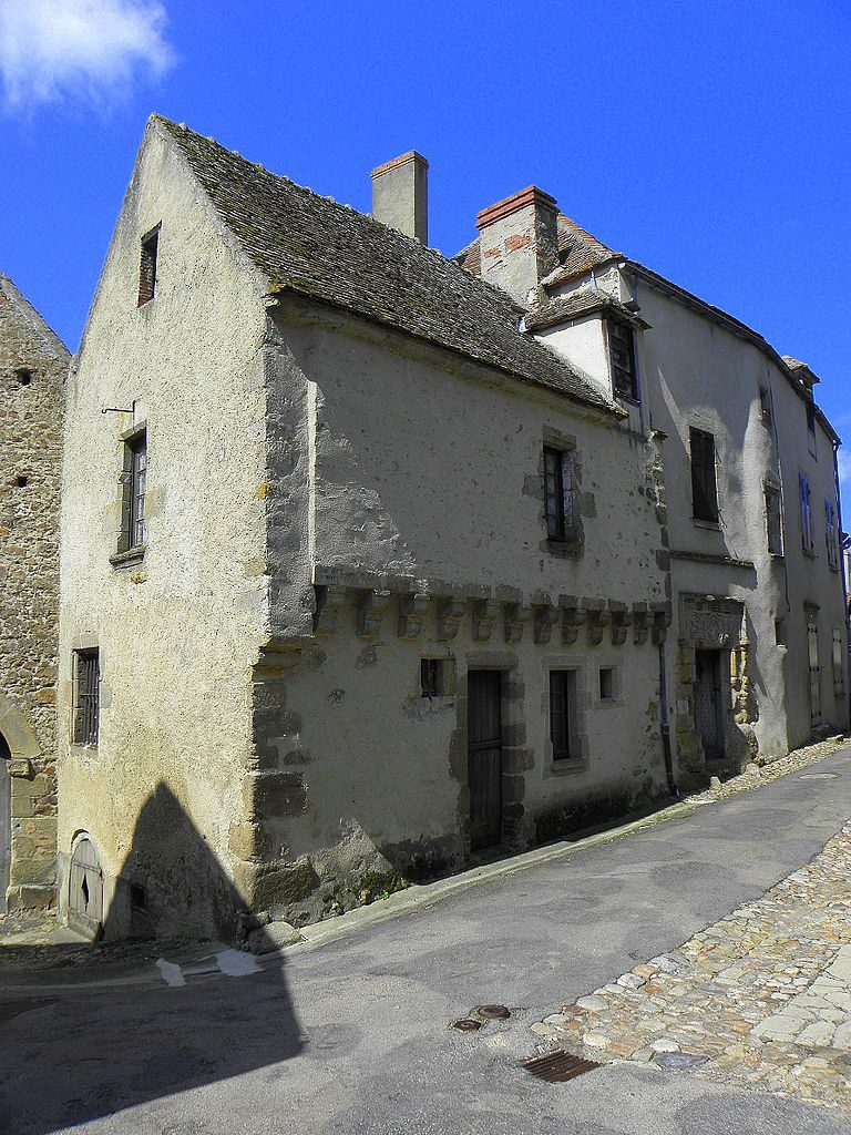 cité médiévale indre