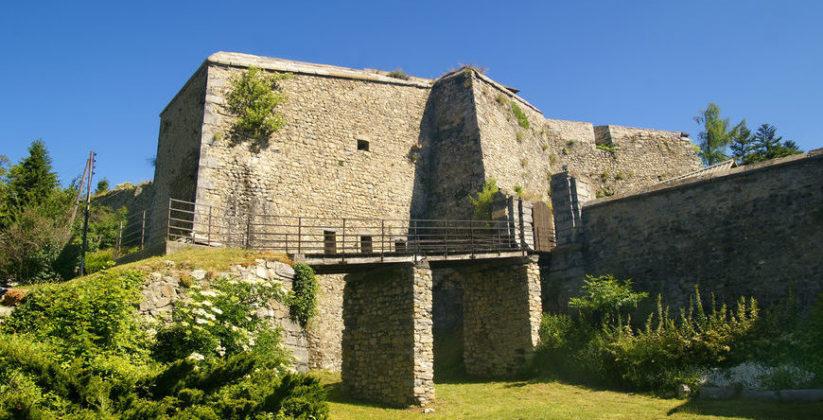 Fort Vauban-seyne-les-alpes