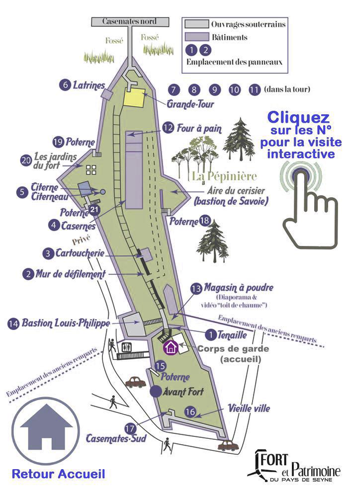 Fortification vallée de la blanche-Alpes haute provence