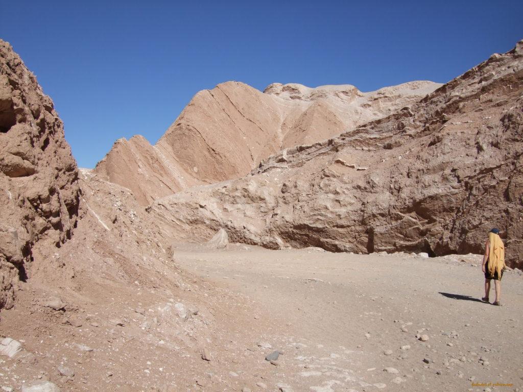 Atacama-chili-vallée de la muerte