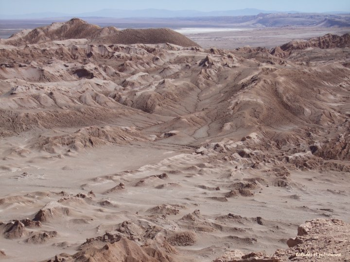 Atacama-chili-vallée de la lune