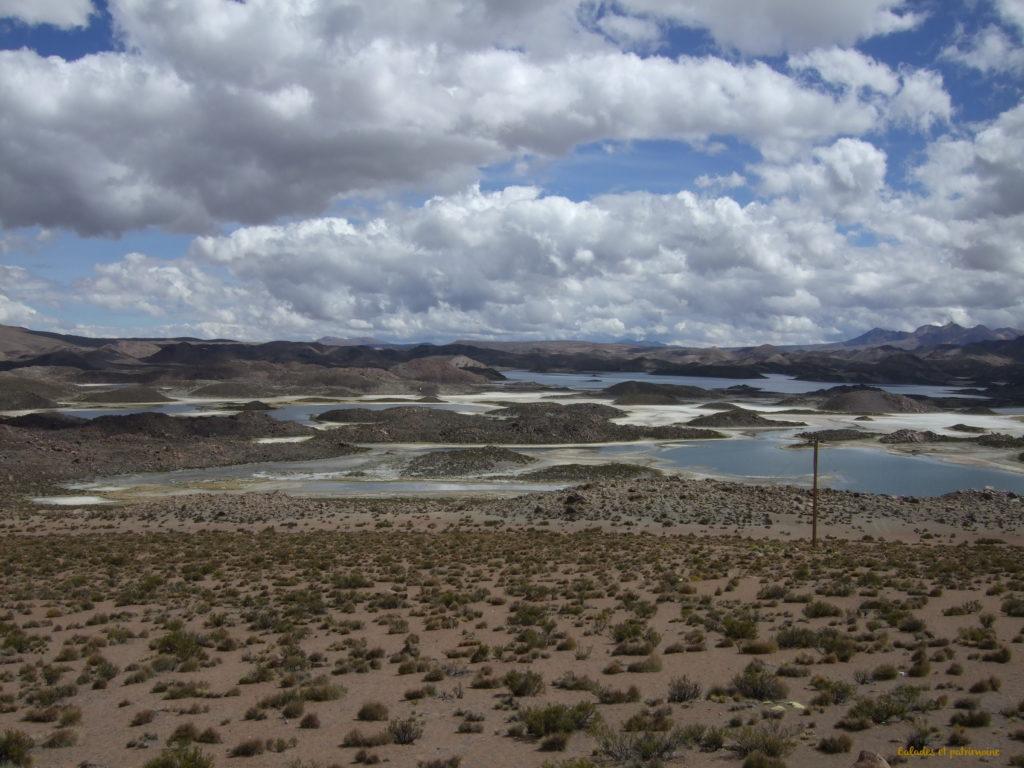 réserve de Tarapaca-putre-chili