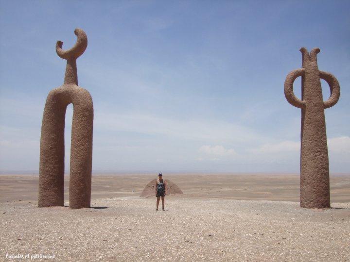 géants d'Arica-chili