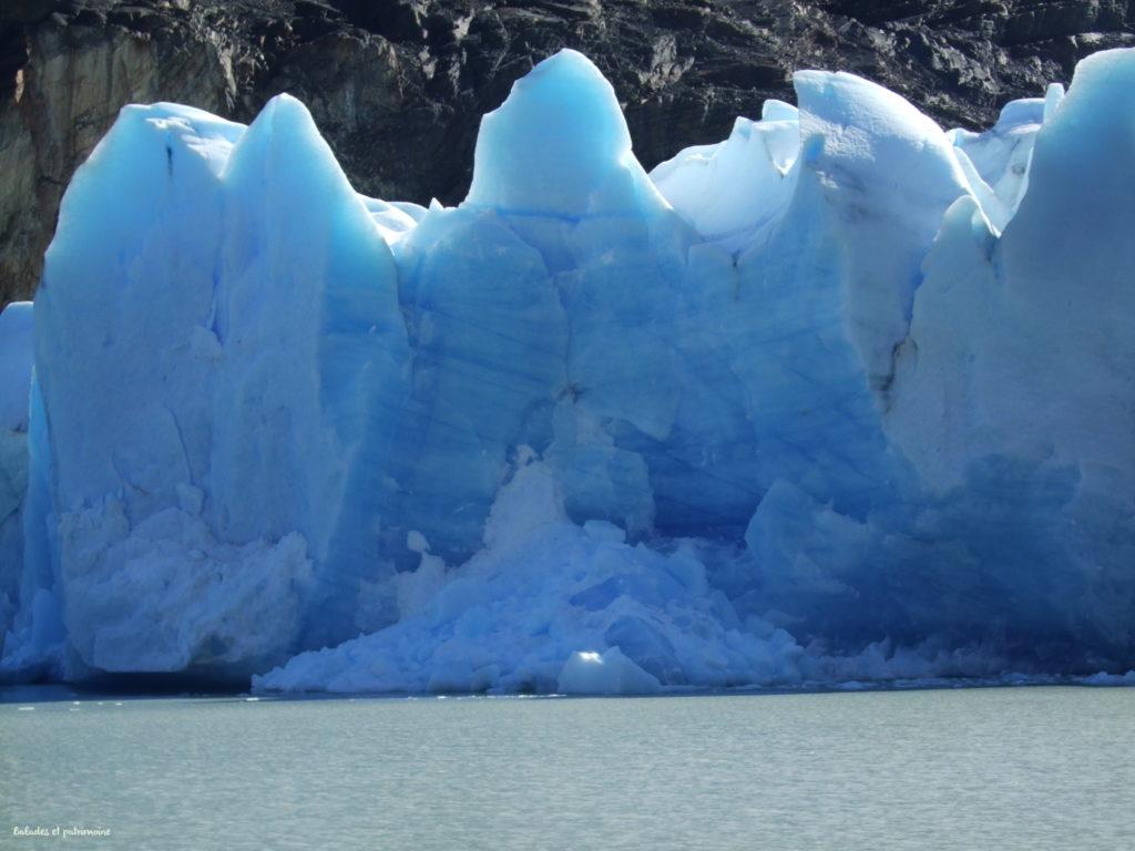 Lago grey-torres del paine-patagonie-chili