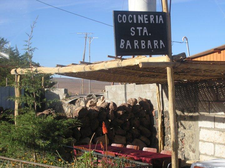 Atacama-chili-cocineria STA Barbara