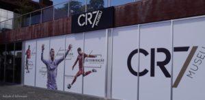 Musée CR7-Funchal-Balades et patrimoine