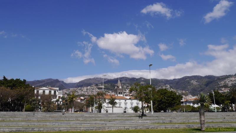 Funchal-Balades et Patrimoine