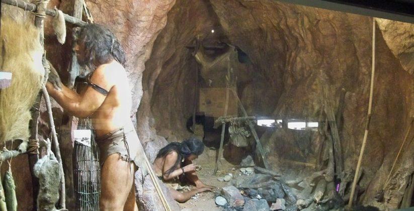reconstitution grotte prehistoire
