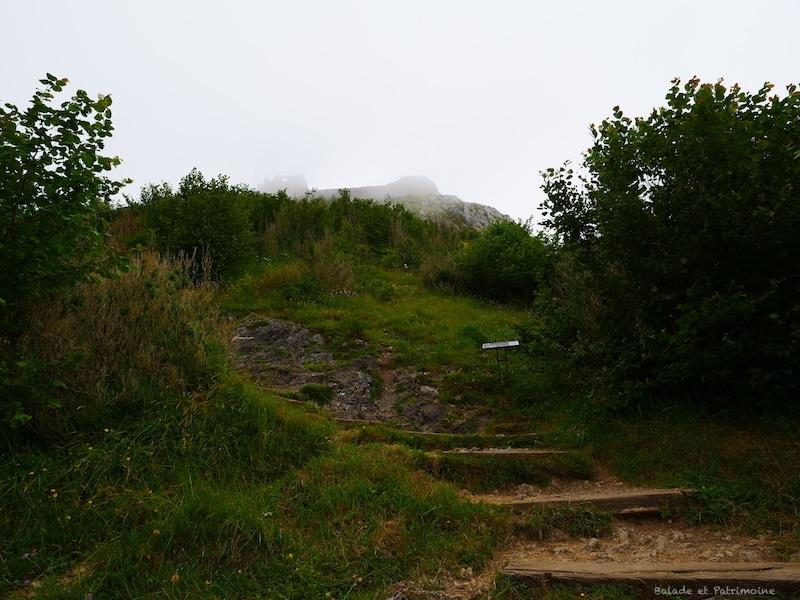 Randonnée Montsegur