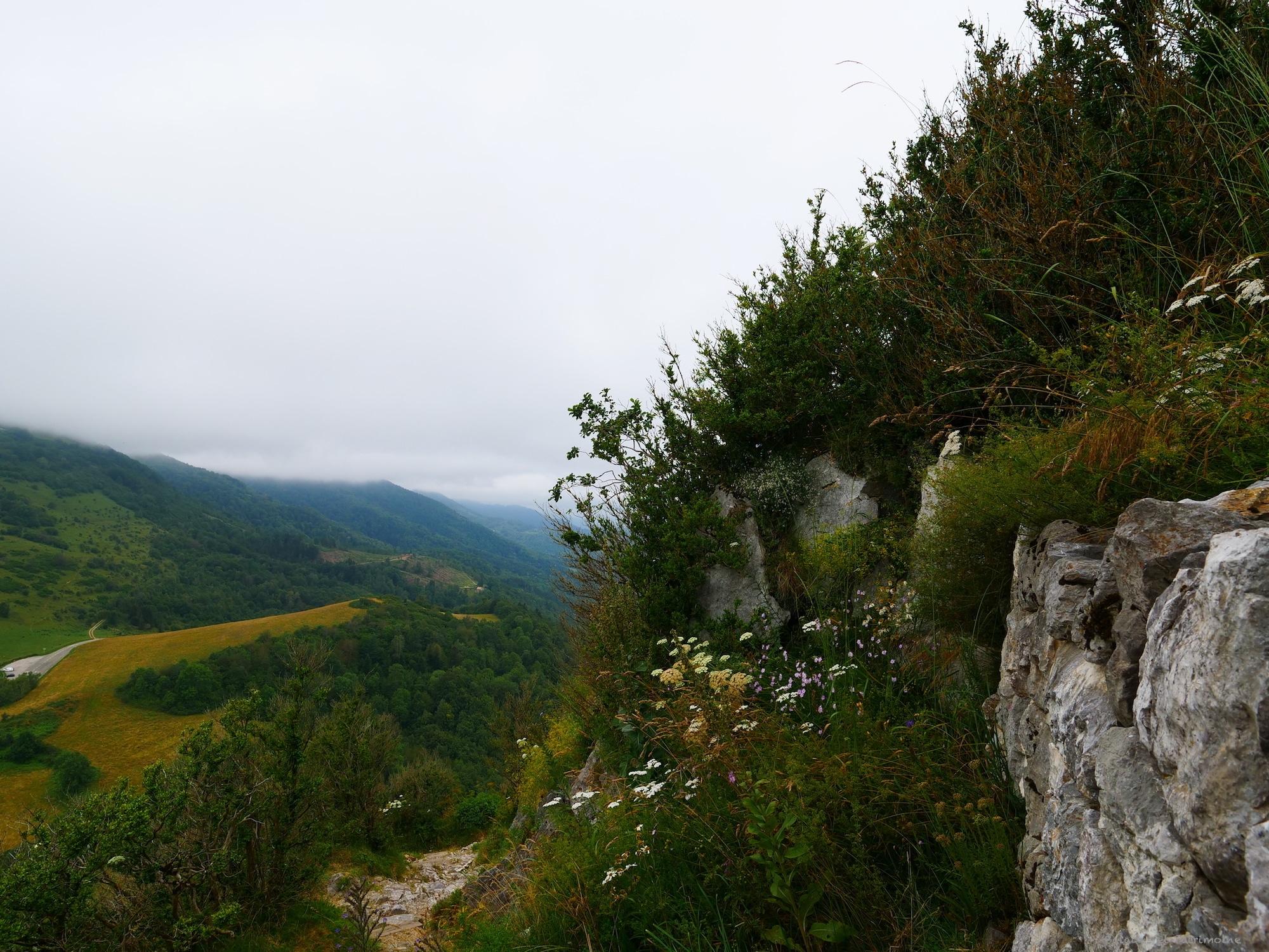 sentier montsegur