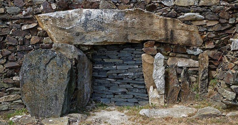 Mausolée neolithique Finistère