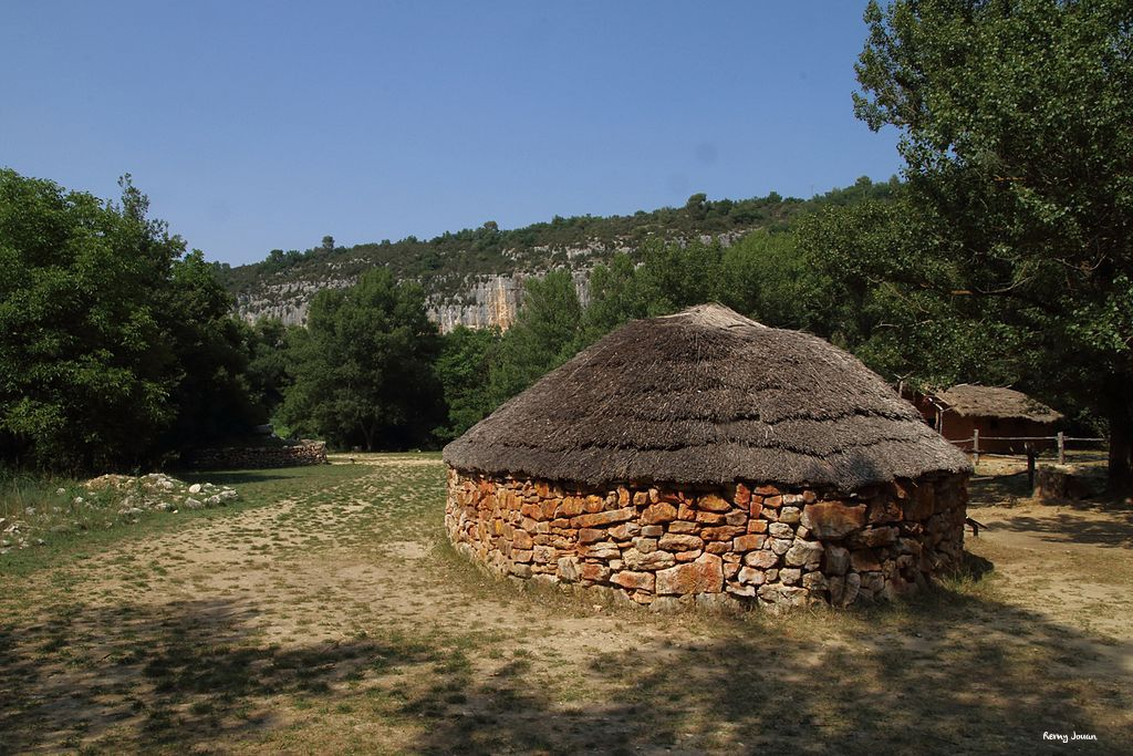 villa prehistorique-quinson