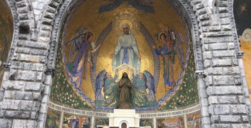 Cité mariale Lourdes