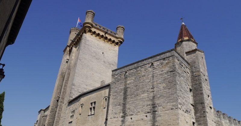 chateau uzes