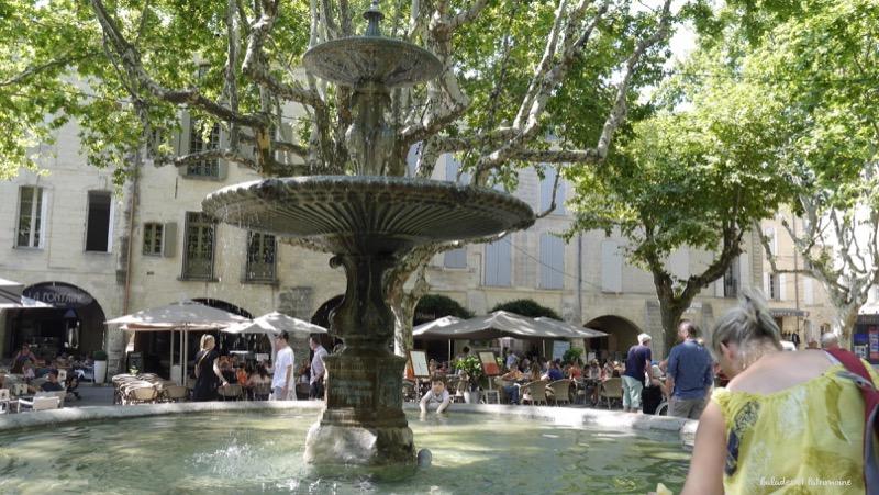 Fontaine Uzès