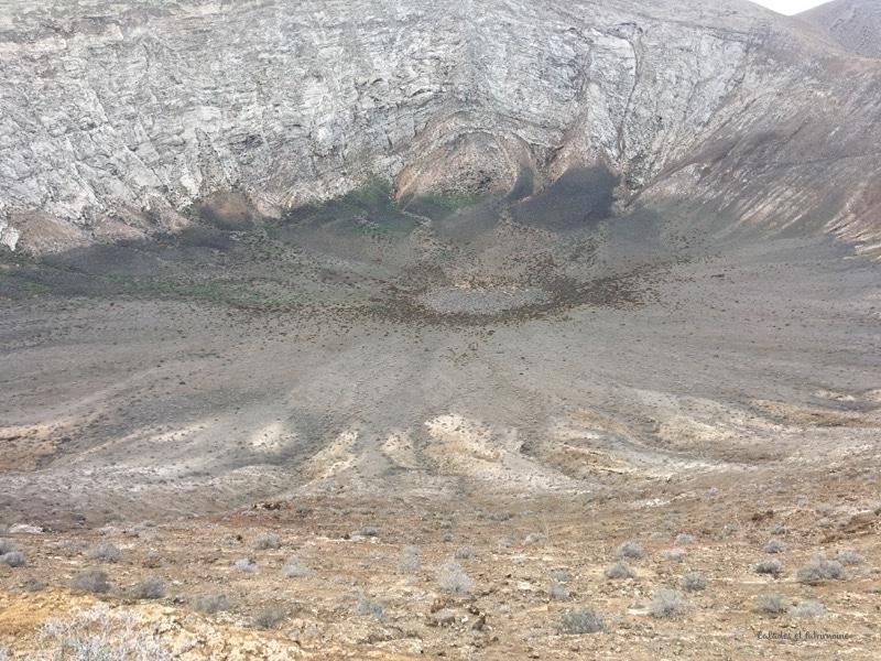 cratère caldera blanca
