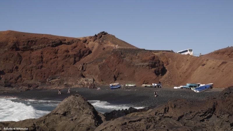 Lanzarote voyage