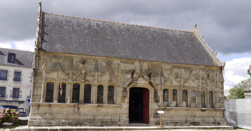chapelle des morts finistère