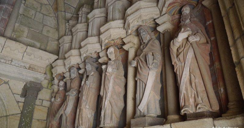 statues apôtre Bretagne