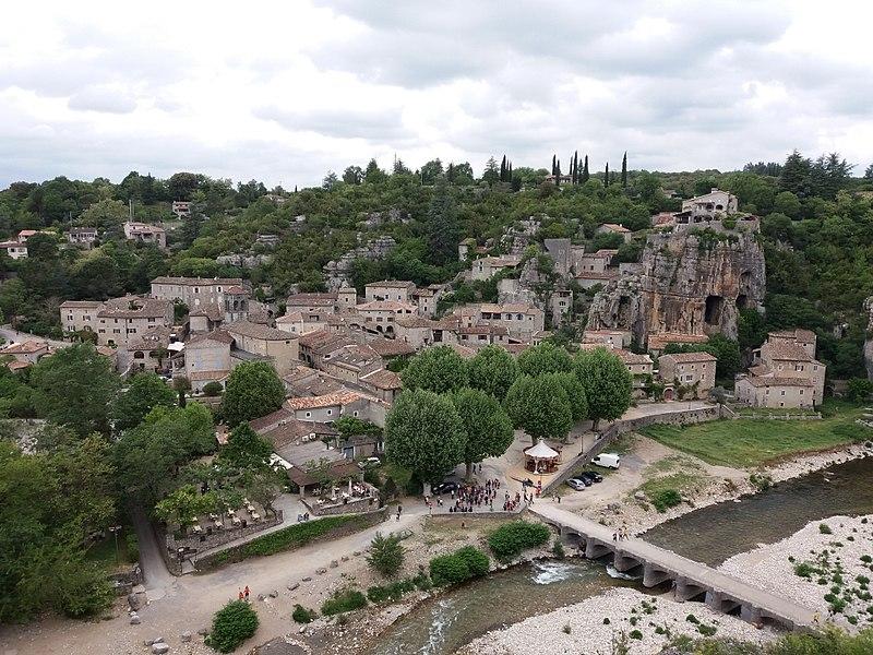 villages Ardèche