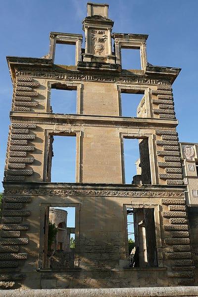 Architecture façades renaissance