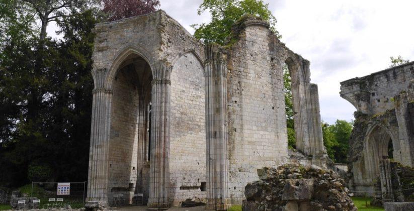 Ruines romantiques