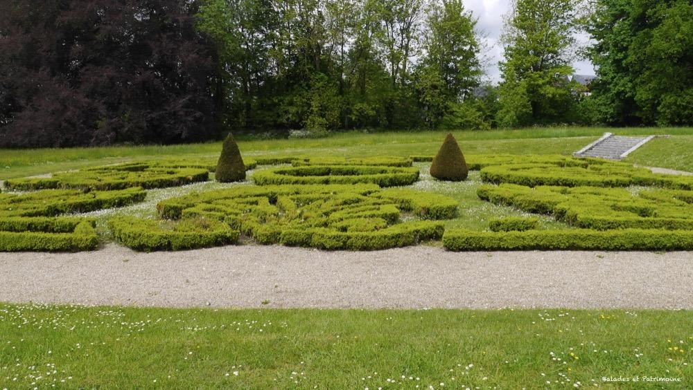Jardin remarquable normandie