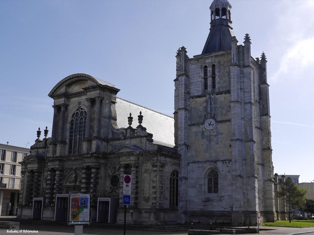 patrimoine religieux Le havre
