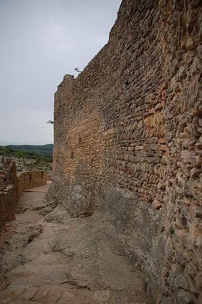 muraille médiévale