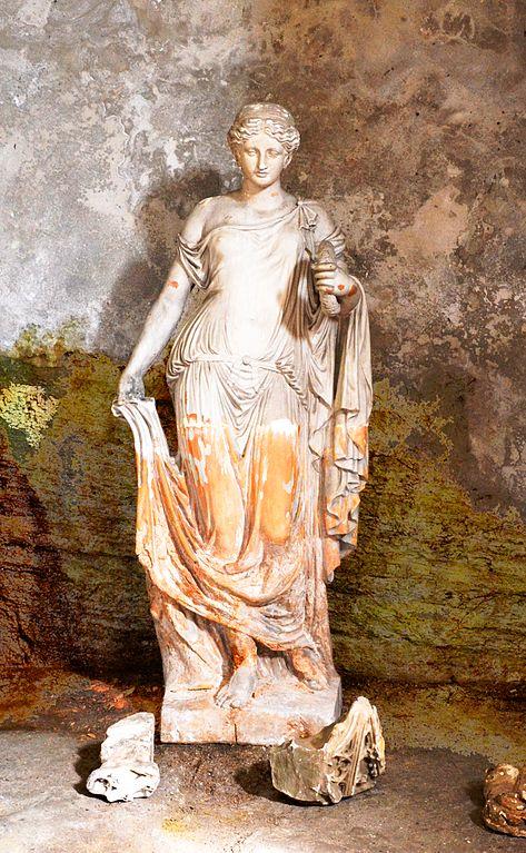 Sculpture antique