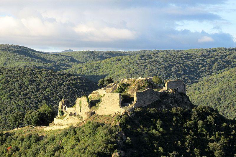 chateau Corbières