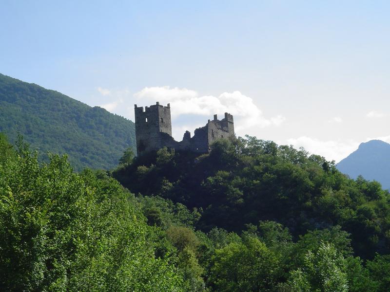 Ruines chateau