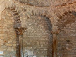 baptistère merovingien
