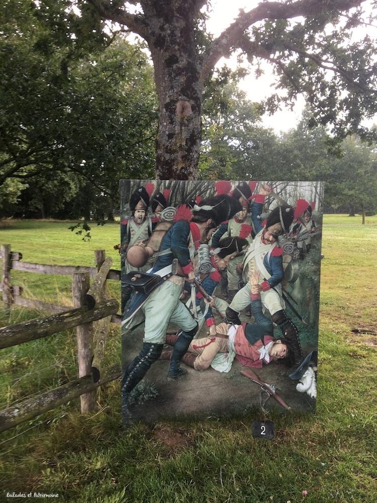 guerre vendée peinture